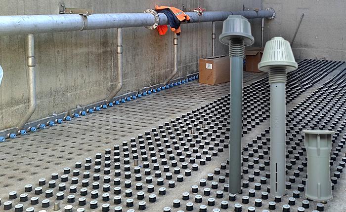 Water filter nozzles pnr
