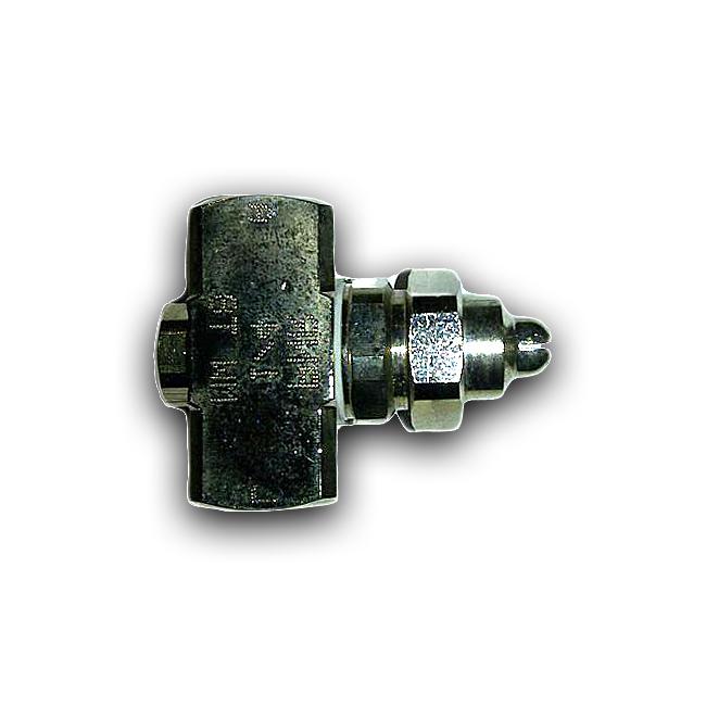 PNR Air-assisted atomiser. Classic atomiser or basic atomiser