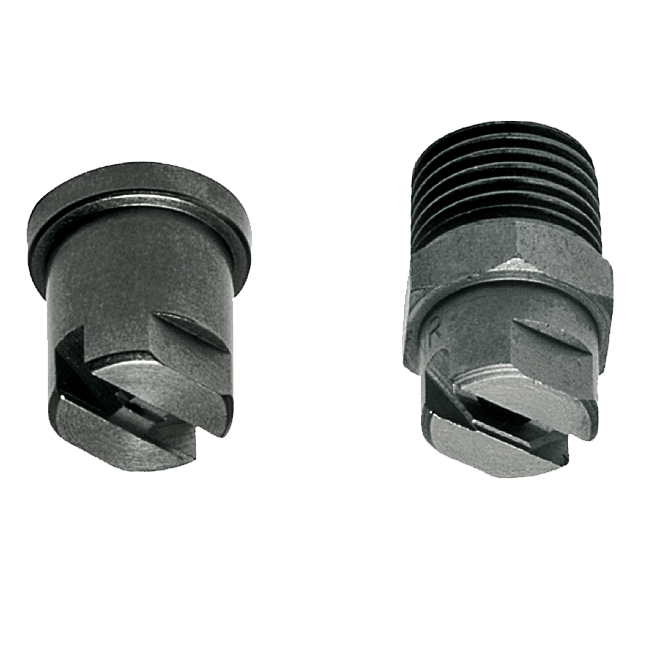 PNR FB & FX high pressure spray nozzles. 1/4 (quarter) meg high pressure washing jets for cleaning.