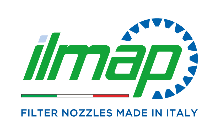 Water treatment filter nozzles by Ilmap. Sold by PNR UK Ltd.
