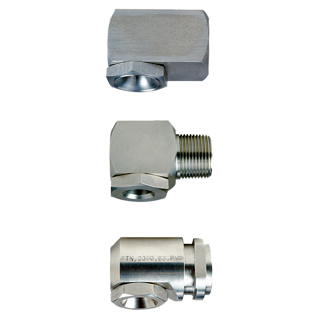 PNR nozzle part numbers PE / PF / PT / hollow cone tangential spray nozzles.