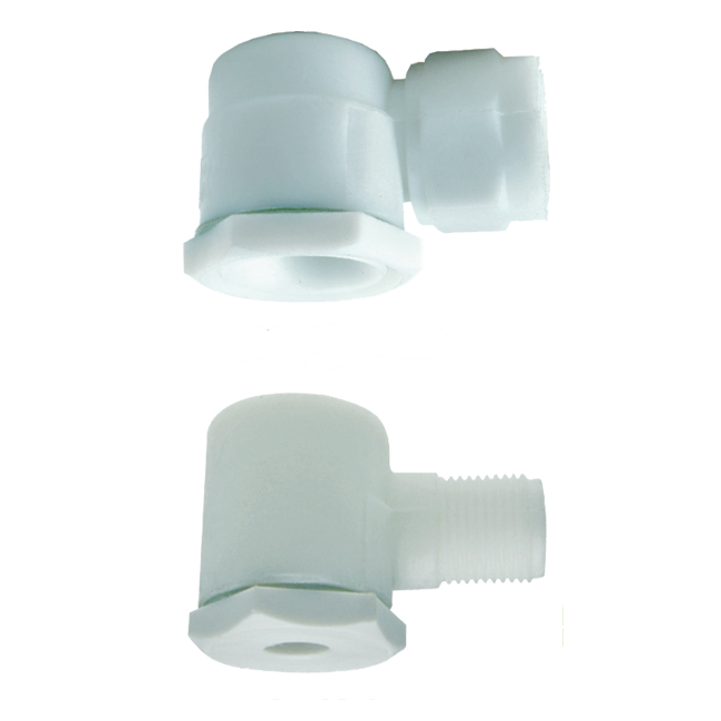 PNR PN / PO plastic moulded molded hollow cone tangential spray nozzles.