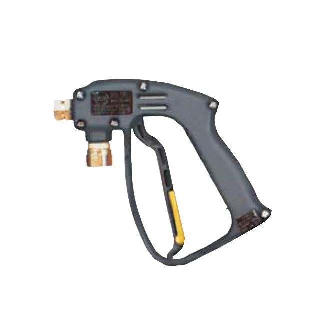 PNR UMW-0010-D4 basic wash down gun. 200 bar, 160 degrees Celsius, 30 lpm.