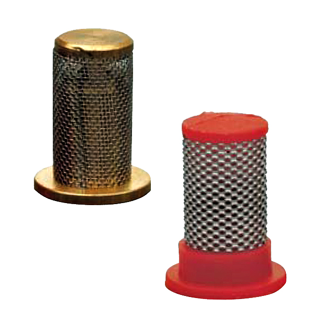 VEC flanged spray nozzle filters from PNR UK Ltd.