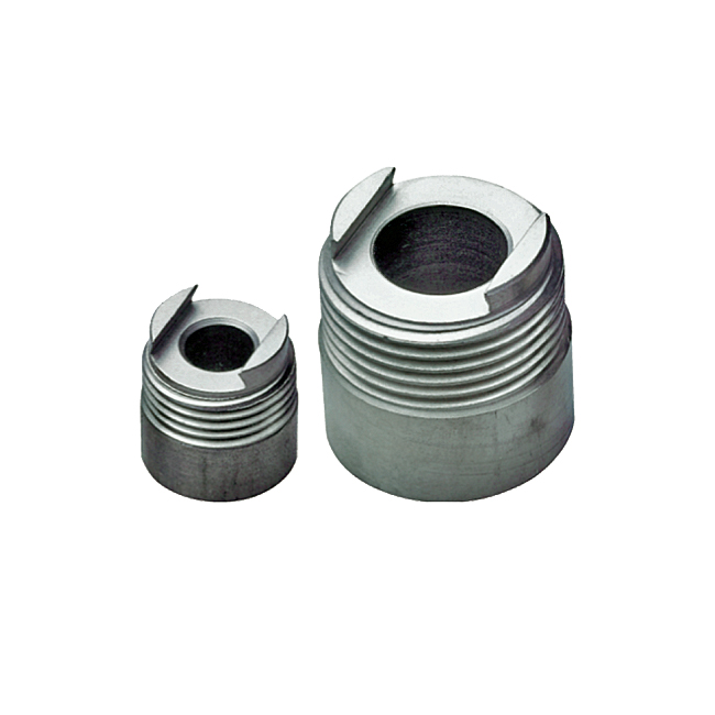 PNR ZAC welding / weld-on dovetail fit nipples for PNR spray nozzle tips. Fits with VAA retaining cap and GY nozzle tips.