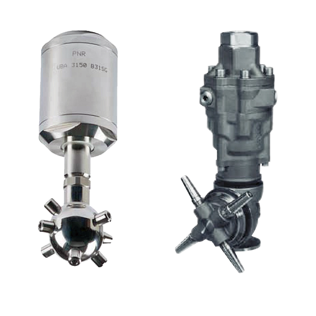 Motor Driven Rotary tank cleaning heads from PNR