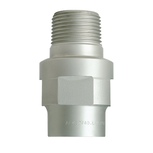 PNR ALQ / ALU / ALW full cone clog resistant spray nozzles. 60 degree, 90 degree and 120 degree.
