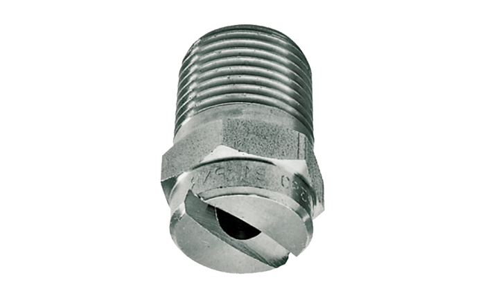 Pickling process nozzles for the steel industry