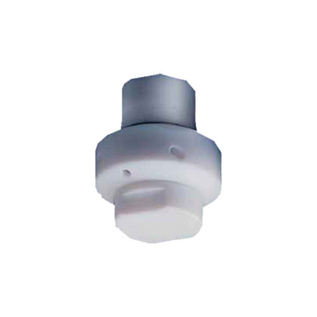 UBB reaction & rotary drive tank cleaning head from PNR UK Ltd. PTFE