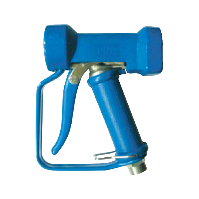 PNR UMV rubber protected wash down gun. Hot water.