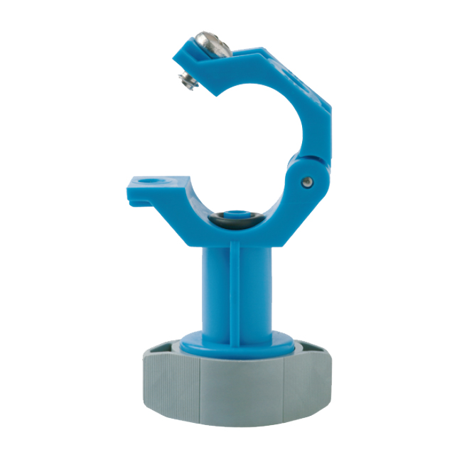 PNR ZPC spray nozzle pipe clamps/holders for spray nozzle tips. Great for offset spray angles.
