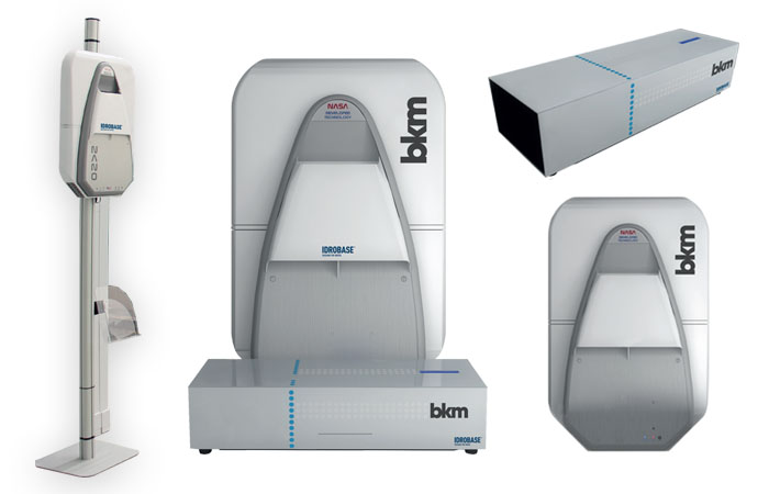 Air purifying machines for large offices, gyms, food production, restaurants, bars, pubs, warehouses and more...